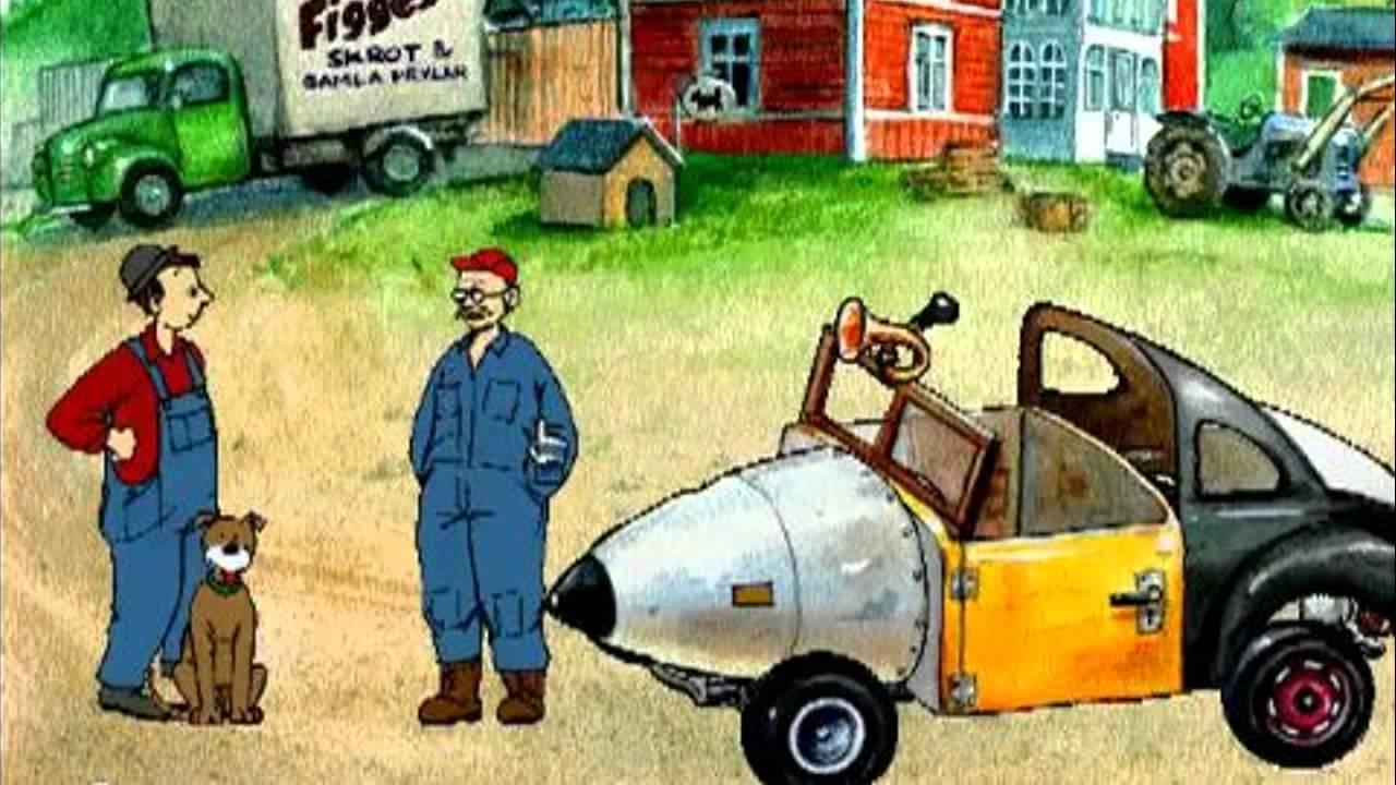 bygg bilar med mulle meck pc