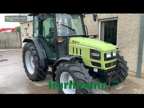 2005 Hurlimann XA66
