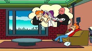 Futurama Saw Game (Inkagames) - Walkthrough