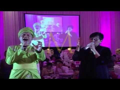 Hafiz Suip & Misha Omar   Terimaku Seadanya Official wedding reception by MOM