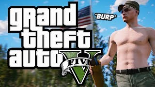 The Drill Sergeant: A True American Patriot (GTA 5 RP Multiplayer RolePlay)