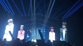 BTS Love Yourself World Tour, Paris 181020: The Truth Untold