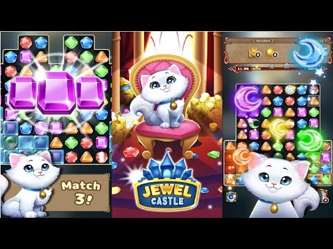 Jewel Castle Android Gameplay