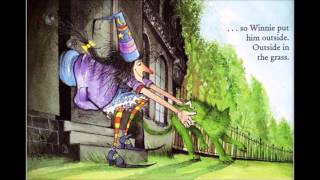 WINNIE THE WITCH | READ ALOUD BOOK| KIDS READING WITH ENGLISH SUBTITLES