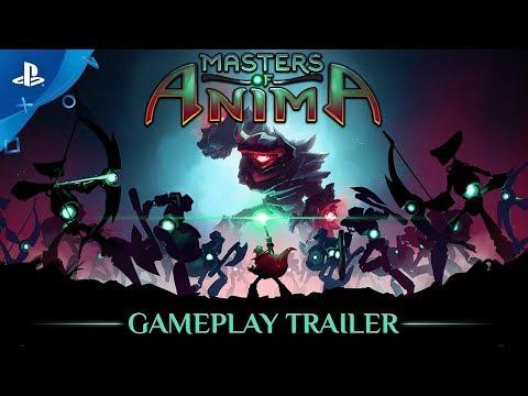 Masters of Anima Youtube Video