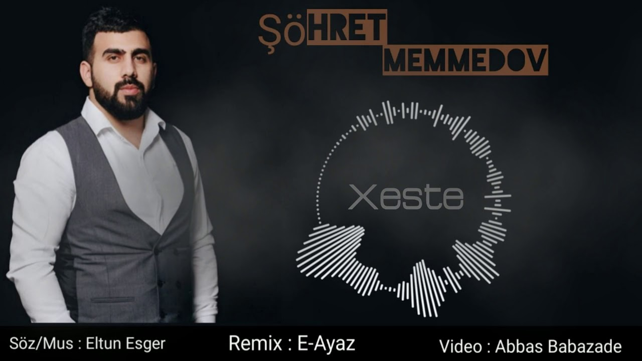 Sohret Memmedov Xəstə Hasta Remix Youtube