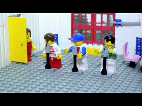 The Lonely Island - Mama - Lego Stop-Motion HD