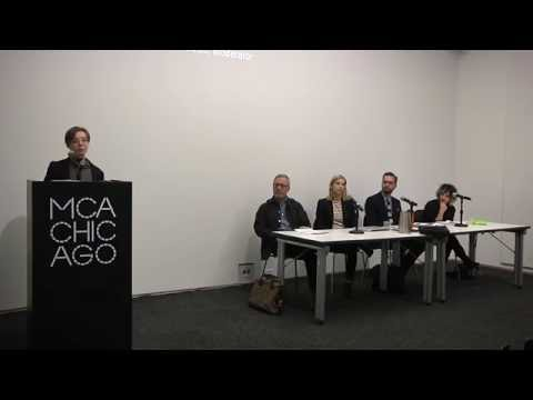 MCA Talk: The City Between Image and Fact
