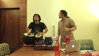 Skrillex Juggernaut Remix with Indian Classical - Anuraag & Karan - Scary Monsters and Nice Devas