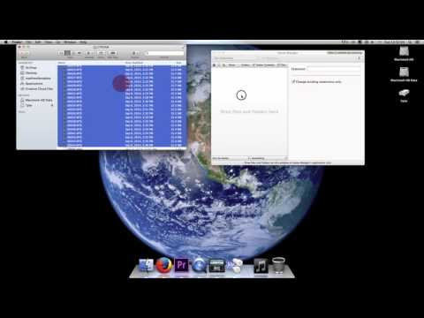 Batch File Extension Rename from YouTube · Duration:  2 minutes 20 seconds