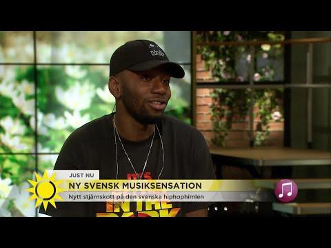 """Jireel: """"Min dröm är att slå internationellt"""" - Nyhetsmorgon (TV4)"""