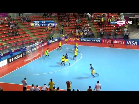Futsal World Cup 2012 Highlights