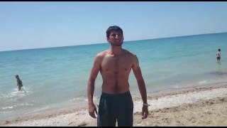 видео Отдых на Каспийском море