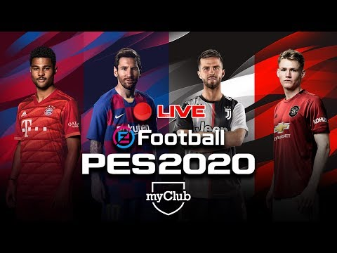 🔴PES 2020 - ROAD TO DIVISIONS MYCLUB