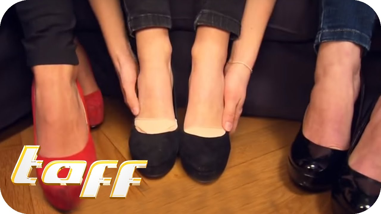 Fashion Hacks: High Heels | taff | ProSieben