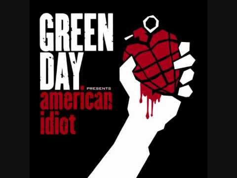 American Idiot (With Lyrics)