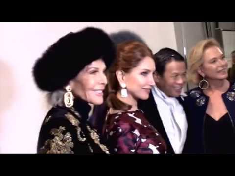 Zang Toi Fashion Show TV Show