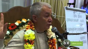 Шримад Бхагаватам 1.8.44 - Чайтанья Чандра Чаран прабху