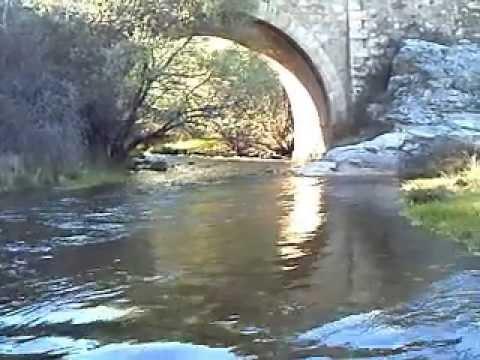 Horcajo de la sierra naturaleza y cultura youtube for Piscinas naturales horcajo de la sierra