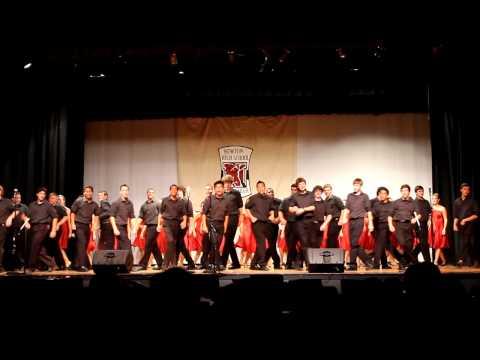 Newton High School Show Choir.MOV