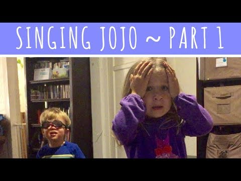 Singing JoJo ~ Part 1 (With Rock Star Guest Appearance!)