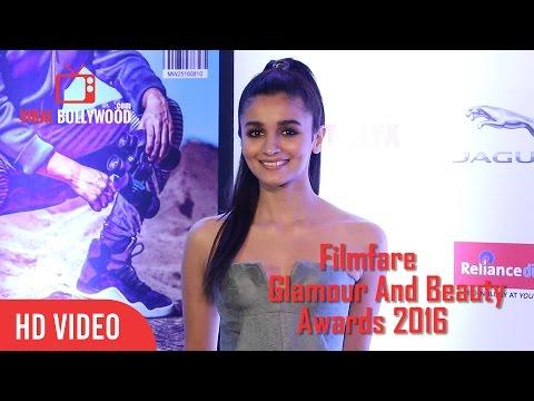 Alia Bhatt | Absolut Elyx Filmfare Glamour & Style Awards 2016