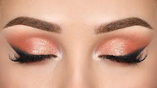 EFFORTLESS SUMMER GLAM | Smokey Eye Makeup Tutorial