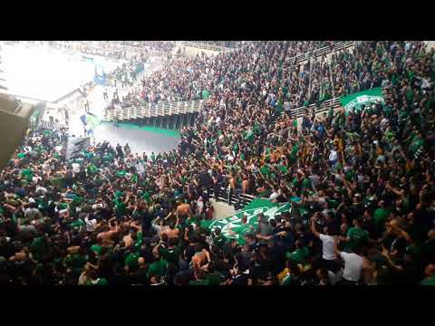 PANATHINAIKOS - real madrid 82-80 ☘||GATE 13||☘||ATHENS FROM THE OTHER SIDE||☘