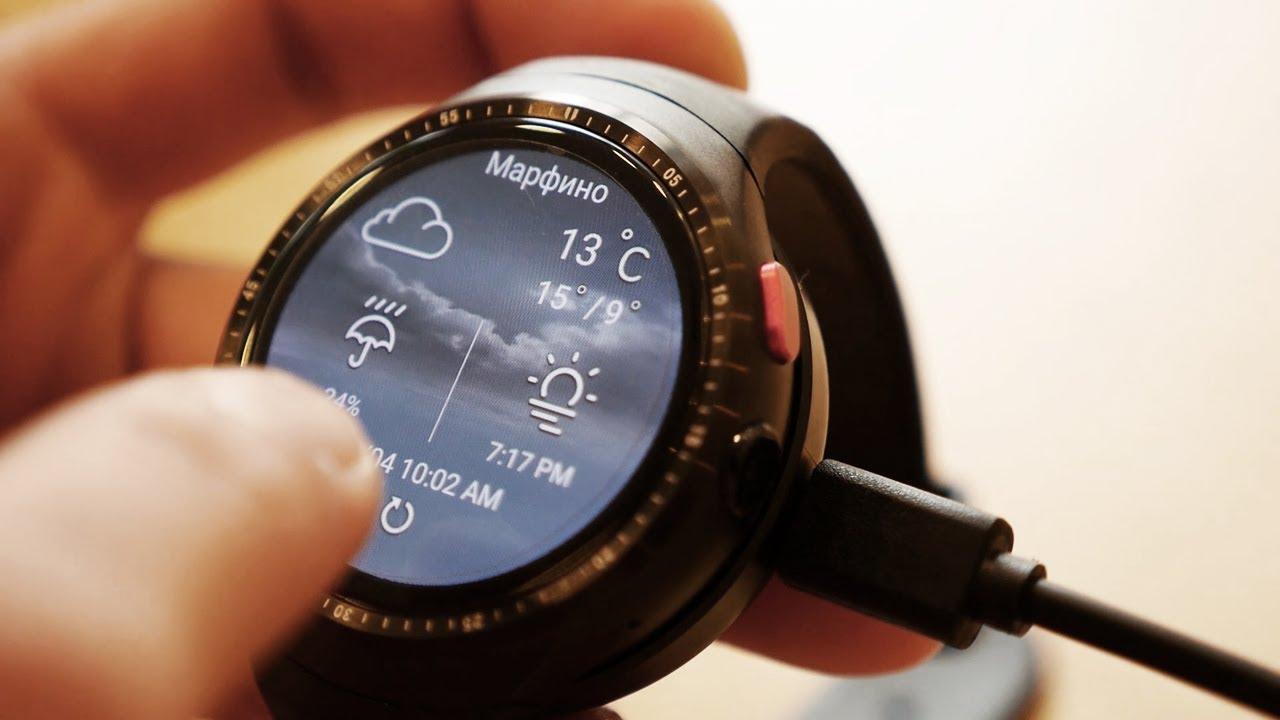 Стоит ли покупать китайские умные часы 2017