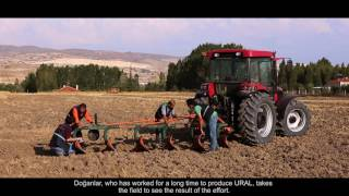 "DOGANLAR ""URAL"" NEW GENERATION PLOUGH"