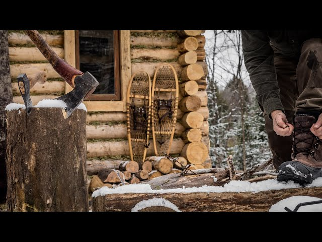 Dressing for Extreme Cold Winter Weather at the Off Grid Cabin