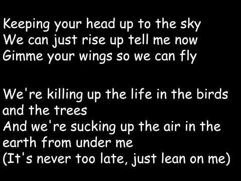 Michael Jackson  Keep Your Head Up Lyrics