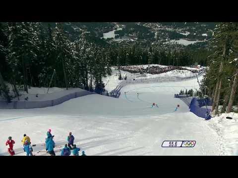 Men's Downhill Alpine Skiing Full Event - Vancouver 2010 Winter Olympics