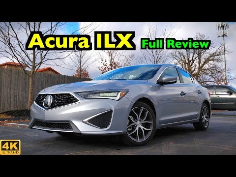 2019 Acura ILX: FULL REVIEW + DRIVE | A $25K Luxury Bargain!