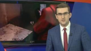 Зарезала сожителя в Кирово-Чепецке. Место происшествия 09.11.2016