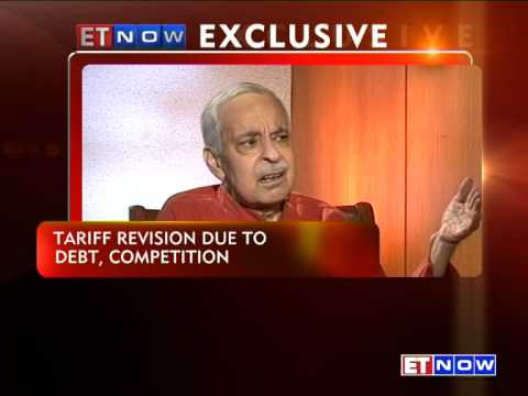TRAI Chairman Rahul Khullar On Financials Of Telecom Companies & Tariff Structure