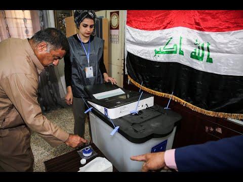 إعادة تدقيق أصوات الناخبين في العراق  - نشر قبل 2 ساعة