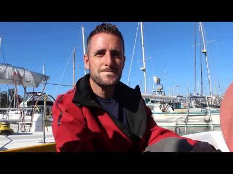 OCSC Fleet Manager, Mark Pickett, talks about his favorite day on the water on San Francisco Bay