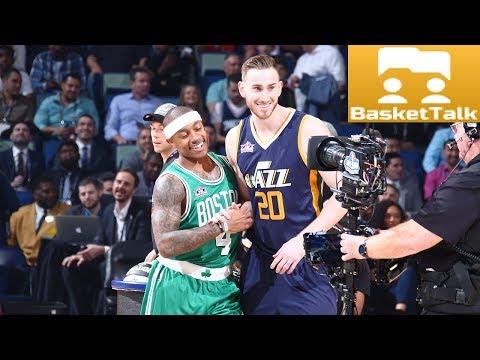 """BasketTalk #33: Хэйворд в """"Бостоне"""", Миллсэп в """"Денвере"""" и многое другое"""