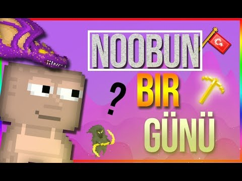 Noobun Bir Günü - Growtopia RolePlay