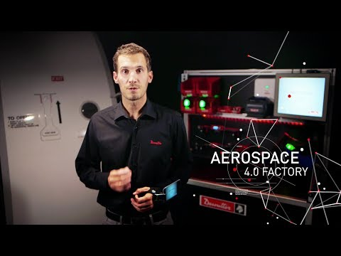 What is the aerospace assembly future, regarding Industry 4.0? – By Desoutter ©
