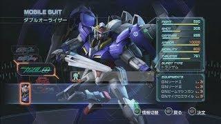 Shin Gundam Musou [JPN]: GN 0000+GNR 010 00 Raiser