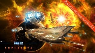 Galaxy on Fire 2™ HD Supernova Add-on Android Gameplay Part 1 (Galaxy S4)