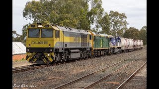 Gambar cover Triple-headed Steel and Cement at Tallarook- 16/11/19