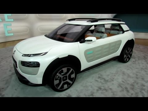 Citroens C4 Cactus Looks Better In Real Life Than In Pictures