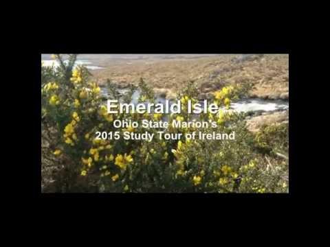 Ohio State Marion 2015 Emerald Isle Study Tour
