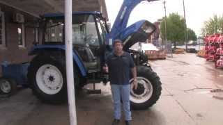 Turning Up the Fuel on a Diesel Turbo Charged Tractor New Holland TL-90 by Everything Attachments