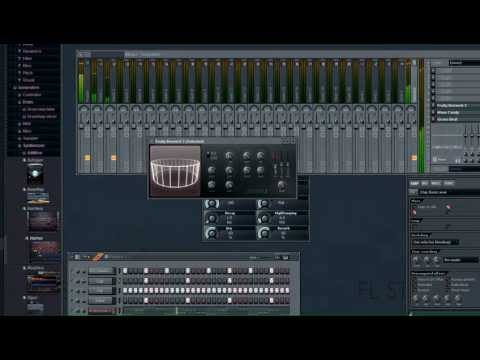 FL Studio | Messing around with the software