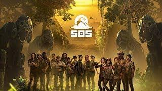 SOS Обзор игры! Новая игра про Выживание! Последний Герой