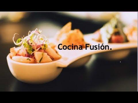 Las mejores recetas de cocina fusion